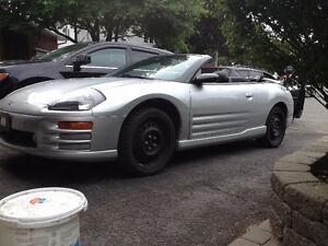 2001 Mitsubishi Eclipse GT Coupé (2 portes)
