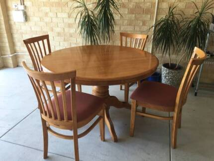 Dining Table Chairs In Perth Region WA