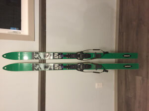 Telemark Skis and Boots