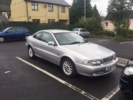 Volvo C70 coupe long mot Px to clear