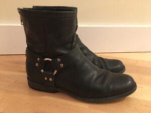 FRYE Phillip Harness Boots for Sale