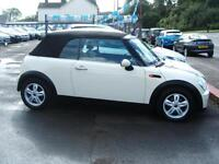2007 Mini Mini 1.6 ( 116bhp ) Cooper Convertible 2d **NEW MOT**