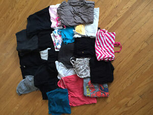 Women's clothing lot size medium