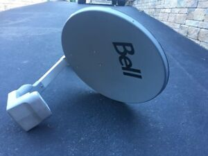 Antenne, Secoupe, Coupole  Satelite --- Bell ----  Dish ----