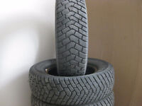 Winter Tires 4,205/70R15.WOW! WHAT A GREAT SHAPE.
