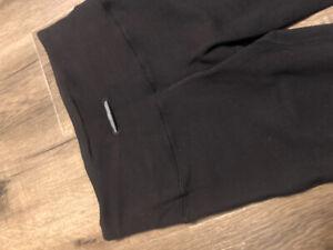 lululemon Runder Under Pant ~ Size 4 (Black)