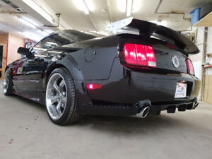 "2006 Ford Mustang GT 4.6L 5spd Coupe Premium 52,900KM 20"" Wheels"