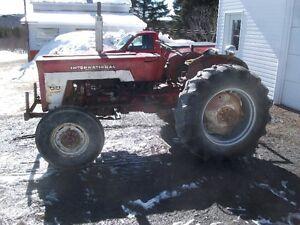tracteur inter 434