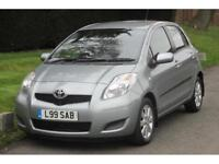 Toyota Yaris 1.33 VVT-i 2009 TR (Low Mileage For Age)