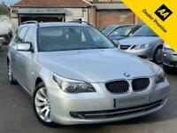 2009 BMW 5 Series 520d SE Business Edition 5dr Step Auto [177] * FULL SERVICE HI
