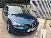 Mazda 3 1.6 T2 5 DOOR FULL SERVICE HISTORY 1 OWNER