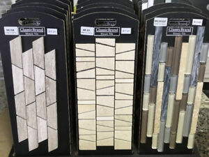 ALL mosaic tiles on great sale!! get your 40% OFF!!!