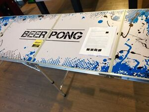 • Beer Pong Table •