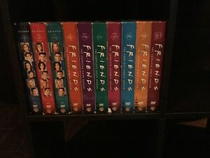 Friends TV Serie - Seasons 1 to 10 in Great Condition
