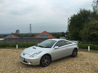 2001/51 Toyota Celica 1.8 VVT-i 3 Door Coupe Silver