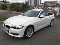 2013 BMW 3 SERIES 320D LUXURY TOURING ESTATE DIESEL