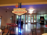 Planet Gaming Casino and Party, Games, Decor Rentals