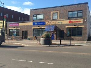 Prime Algoma Street Commercial Space for Lease
