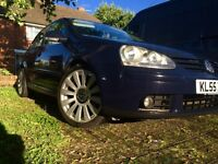Golf GT TDI - 1 year MOT