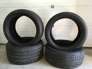 BMW X5 Summer Tires