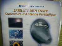 toile protectrice pour antenne express-vu