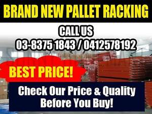 Pallet Racking Upright Frames Beams Warehouse System Derrimut Brimbank Area Preview
