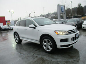 2014 Volkswagen Touareg EXECLINEW/R-LINE SUV, Crossover