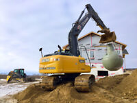 Septic Tanks, Fields and Acreage Development