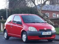 Toyota Yaris 1.0 16v VVTi S,LOVELY CAR