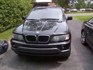 2002 BMW Other 3.0i SUV, Crossover