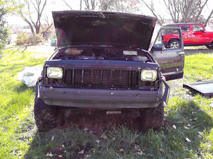 1989 Jeep Cherokee 2 Door PARTS CAR