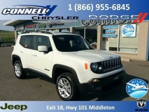 2018 Jeep Renegade NORTH 4WD  - Bluetooth -  Uconnect - $189.47