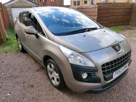 2013 Peugeot 3008 1.6