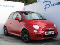 2014 63 Fiat 500 1.2 S ( 69bhp ) ( s/s ) Manual for sale in AYRSHIRE