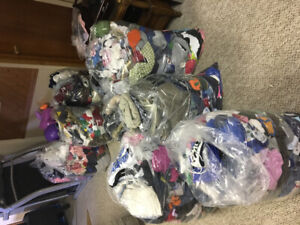 Boys and girl clothes -assorted