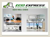 Vancouver BC Commercial/Office Cleaning Service