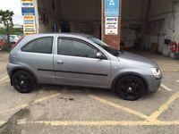 Vauxhall corsa, 2004/54, 1.0 petrol, 57,000 miles, long mot, £895 ono