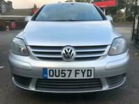 Volkswagen Golf Plus 1.9TDI PD ( 105PS ) 2008MY Luna - sat navigation