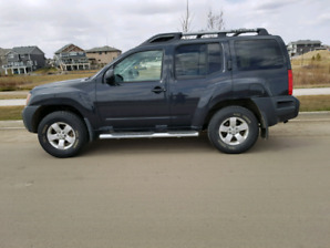2012 Nissan Xterra (6spd manual)