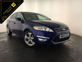 2014 FORD MONDEO TITANIUM X BUSINESS EDN TDCI 1 OWNER FORD HISTORY FINANCE PX