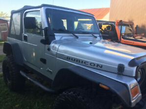 jeep rubicon super prix