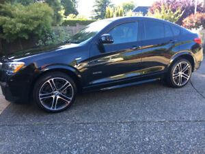 2016 BMW X4  x35i M Styling