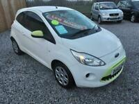 2009 Ford KA 1.2 STYLE+ HATCH-0NLY 58K-FULL HISTORY-CHEAP TAX-SUPERB,,,,,,,,,, H