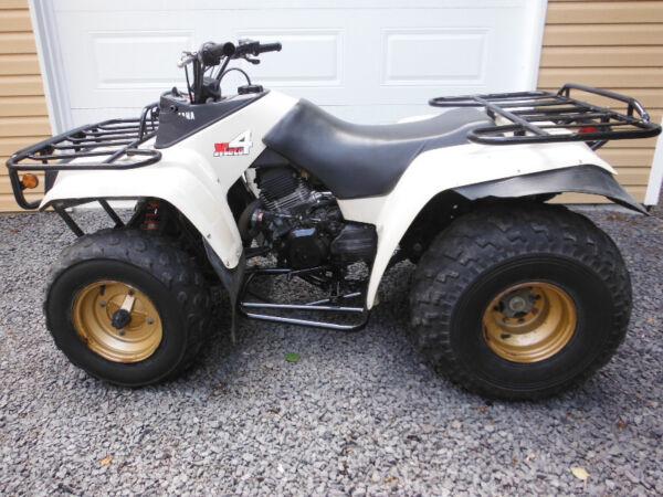 Used 1988 Yamaha MOTO 4 225cc 1988