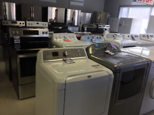 New Washers & Dryers In Stock And On Sale!