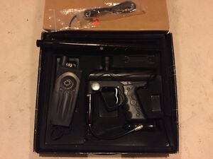 Smartparts Ion Paintball Gun with Upgrades