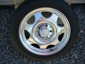Mercedes Alloy Rims + Tires 205 55 R16 $1400- like new