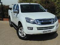 2014 Isuzu D max 2.5TD Yukon Double Cab 4x4 [Vision Pack] 4 door Refridgerate...