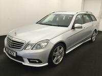 2010 Mercedes-Benz E Class 2.1 E250 CDI BlueEFFICIENCY Sport 5dr