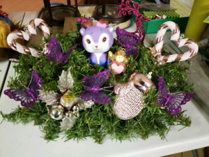 CHRISTMAS Wreaths and Cemetary Blankets